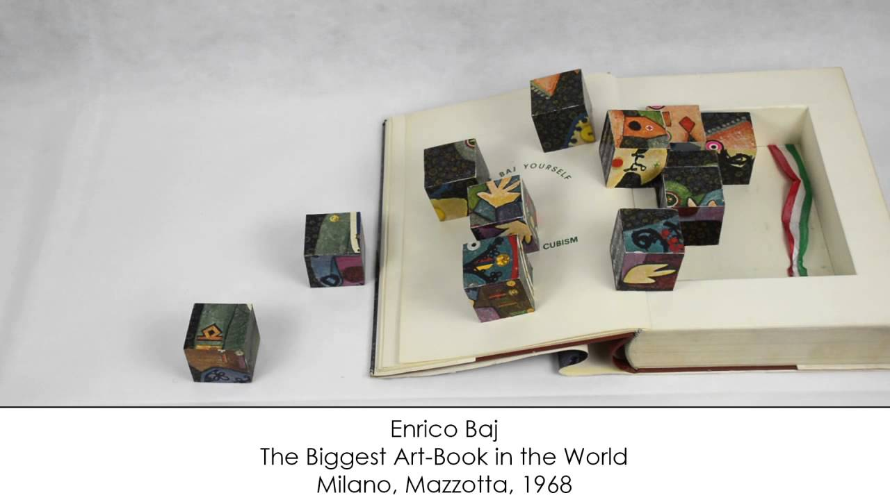 The Biggest Art-Book in the World
